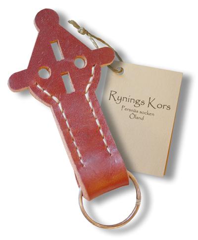 Nyckelring Rynings Kors