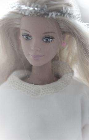 6111 mönster Lusselinne till Barbie