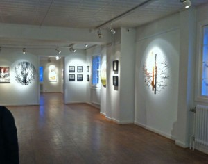 Vernissage med Persnäsgruppen i Eksjö museum