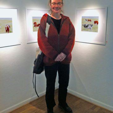 Om Anita Tingskull – CV – Utställningar