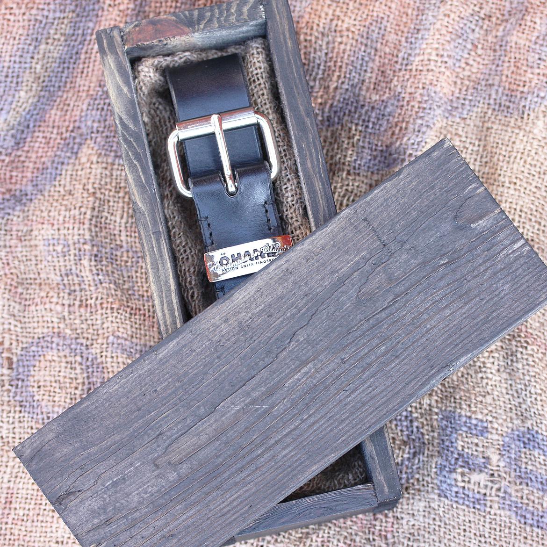 Belt in a box