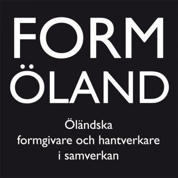 FORM ÖLAND – inviger till Valborg!