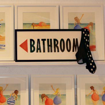 Bathroom 2016 – Baddamer av Anita Tingskull