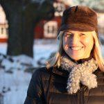 """Vinterkeps i manchester """"Mörk choklad"""" från ÖHAND"""