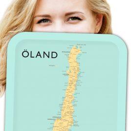 ÖLANDSBRICKA de lux BRICKA ÖLAND